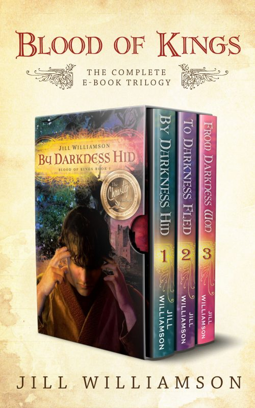 Blood of Kings (Boxed Set)